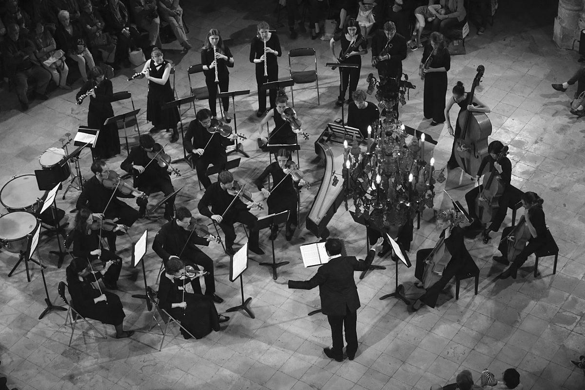 Les Surprises orchestre 3 cp Ludo Leleu